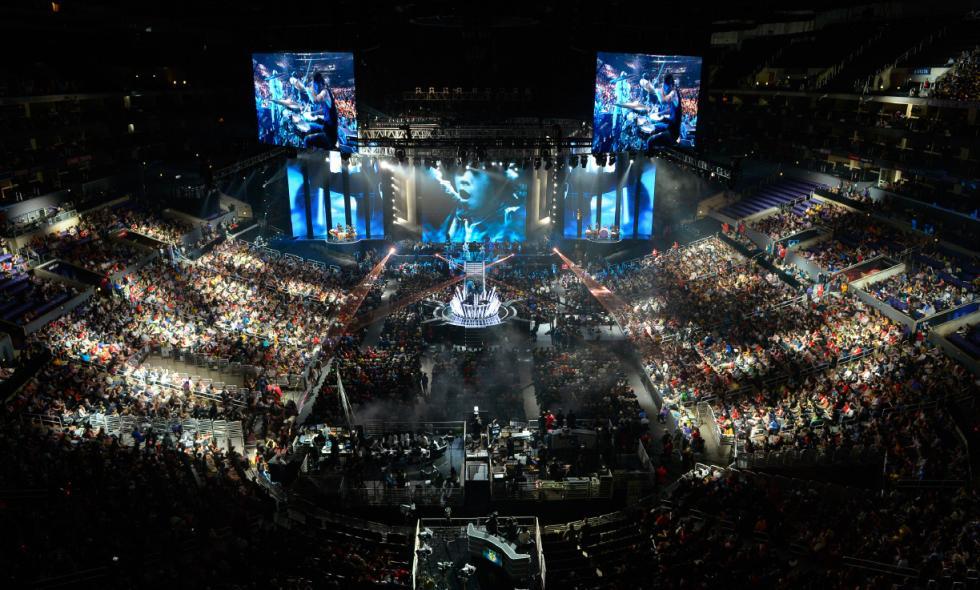 אליפות העולם ב-League of Legends, עונה 3 (צילום: Riot Games)
