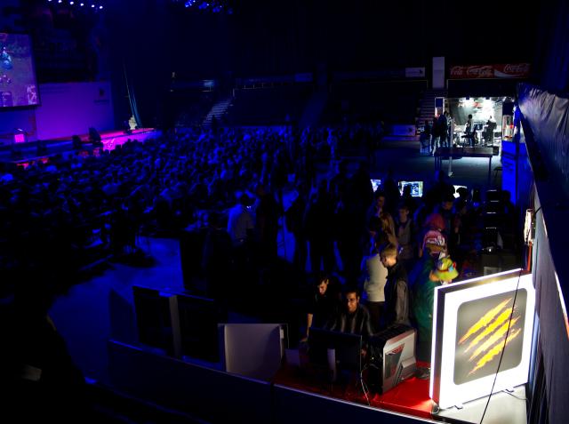 תמונה מאליפות העולם 2013 - בוקרשט, רומניה. (צילום: IeSF)