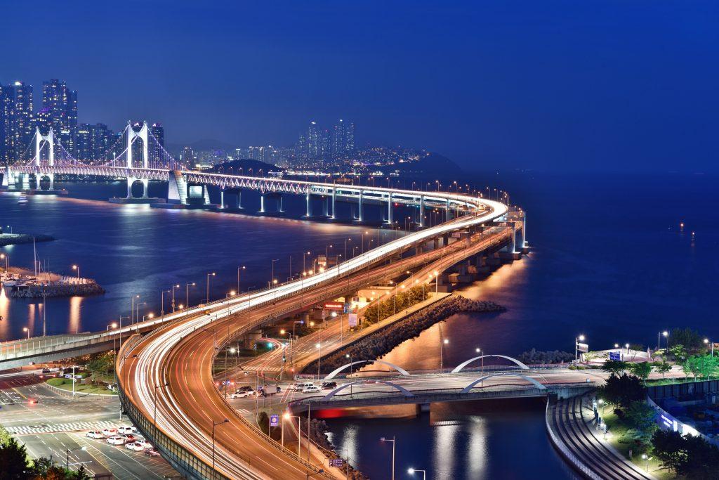 פוסן - קוריאה הדרומית