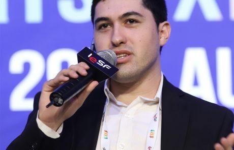 """יו""""ר העמותה לגיימינג תחרותי מועמד לוועד ההנהגה של IESF"""