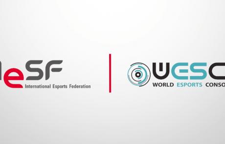 """הפדרציה הבינ""""ל לספורט אלקטרוני (IESF) מכריזה על שיתוף פעולה חדש עם WESCO"""