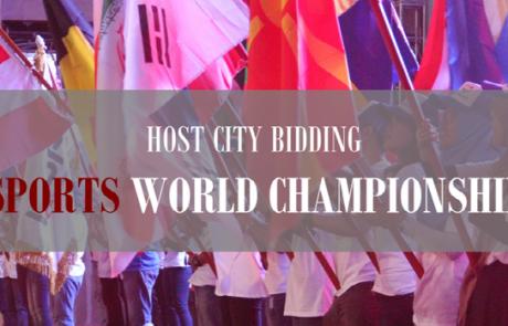 IeSF מכריזה על פתיחת המכרז לאירוח אליפות העולם