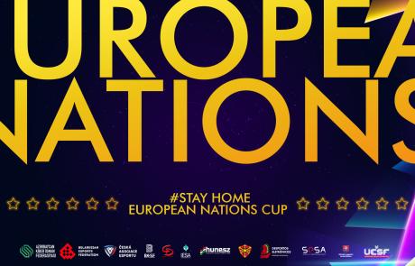 הגביע האירופאי #StayHome לקידום המודעות לנגיף קורונה