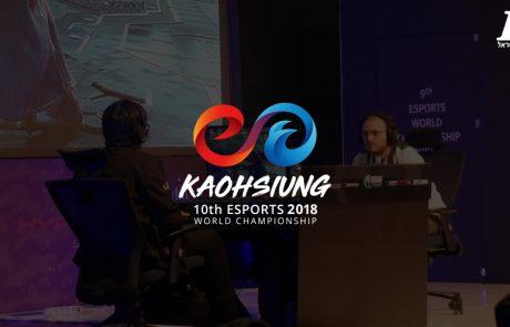 נחשף הלוגו הרשמי של אליפות העולם 2018