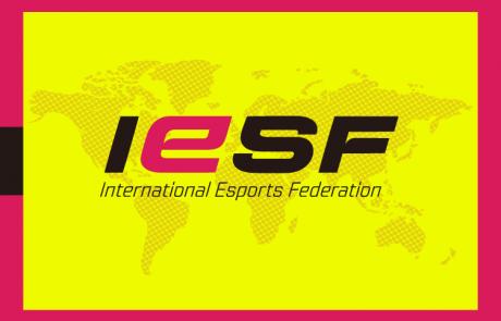 IESF חושפת את הלוגו החדש שלה